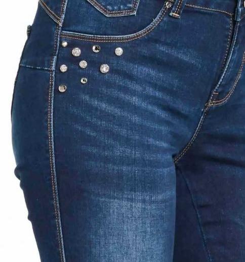immagine 3 di Jeans Donna Gaudì Slim