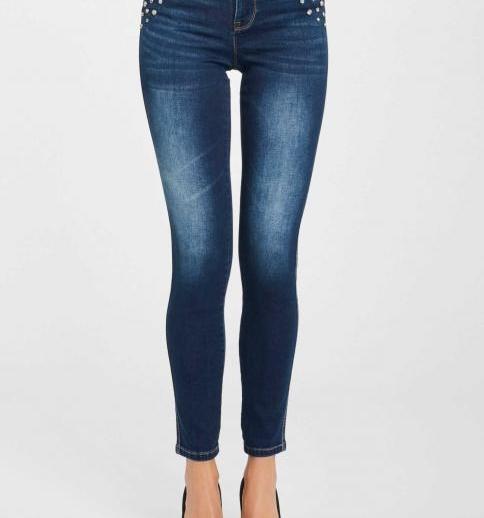 immagine 0 di Jeans Donna Gaudì Slim