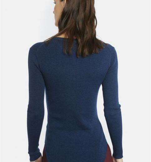 immagine 3 di Maglione Blu Compania Fantastica Fa20dej27