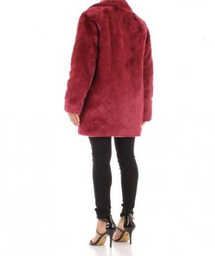 immagine 4 di Cappotto pelliccia da donna gaudì fashion