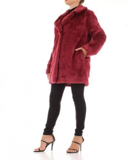 immagine 1 di Cappotto pelliccia da donna gaudì fashion