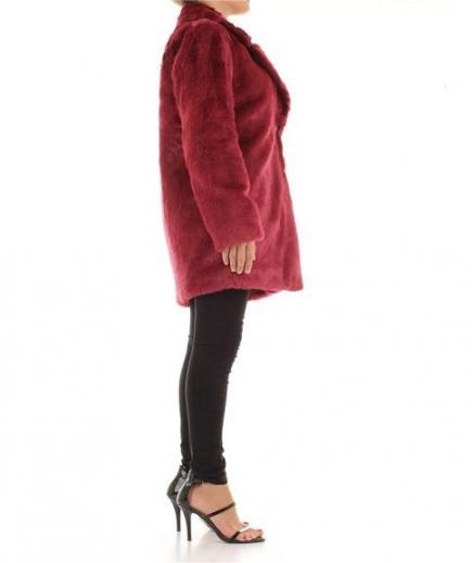 immagine 2 di Cappotto pelliccia da donna gaudì fashion