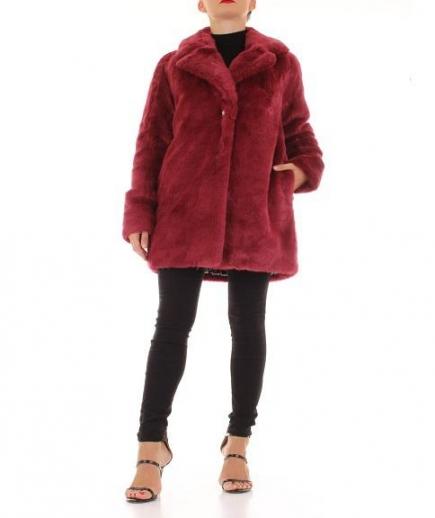immagine 0 di Cappotto pelliccia da donna gaudì fashion