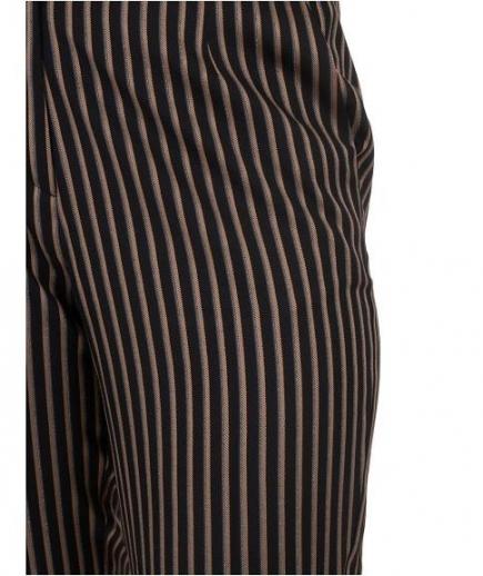 immagine 4 di Pantalone Donna Righe Gaudì Fashion