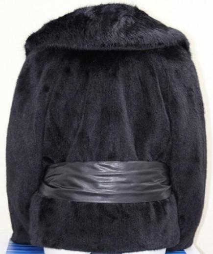 immagine 2 di Pellicciotto gaudì fashion