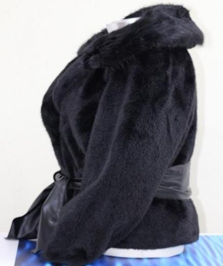 immagine 1 di Pellicciotto gaudì fashion