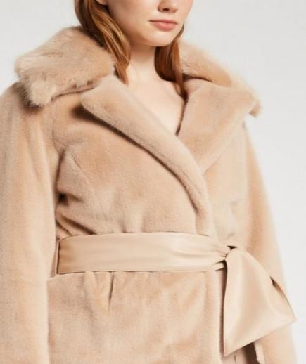 immagine 3 di Pellicciotto gaudì fashion